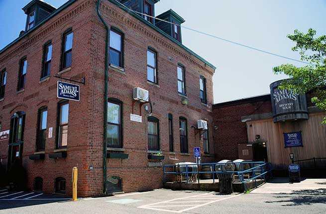 Sam Adams Brewery