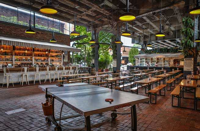 Pitcher Perfect: Drink Outside At America's Best Beer
