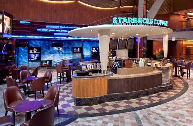 Check Out These Extravagant CruiseShip Amenities - Cruise ship facilities and amenities