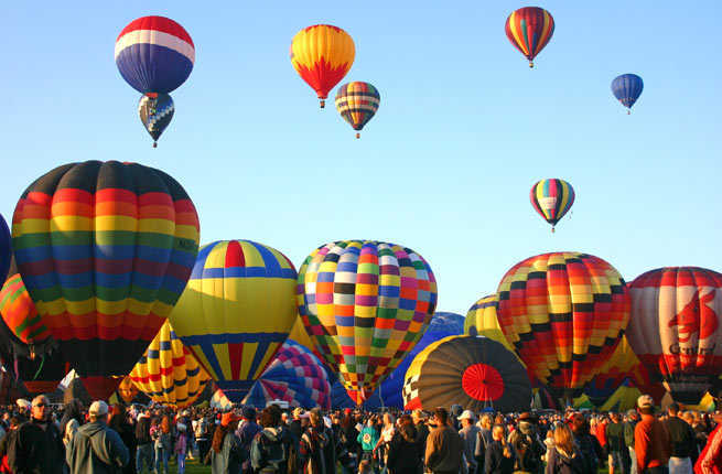 Albuquerque International Balloon Festival