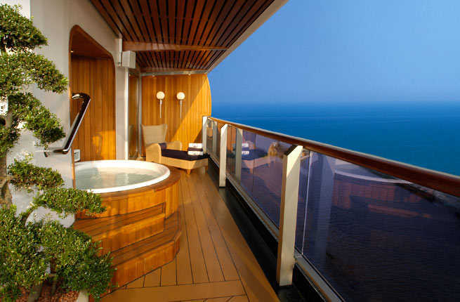10 Most Over-the-Top Cruise-Ship Suites   Fodor's