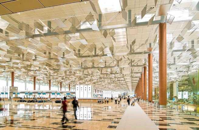 Changi Airport, Terminal 1