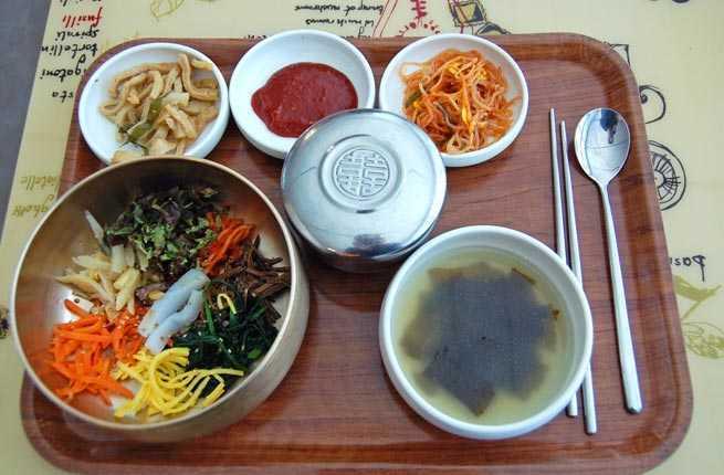 Incheon Bibimbap
