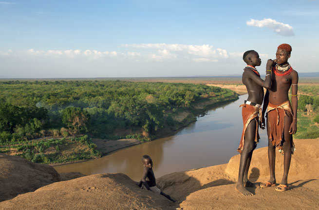 Lower Valley of the Omo
