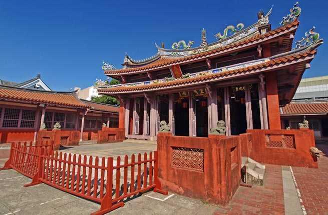 Untouched Temples