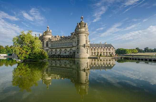 Château de Chantilly (Musée Condé)