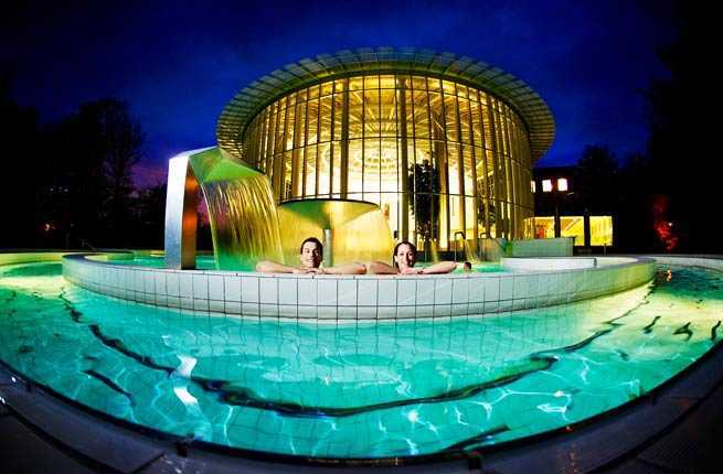 Europe s best hot springs spas fodors travel guide for Thermes spa