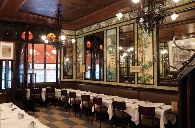 10 great spots in paris with a literary history fodors for Deco cuisine 1900