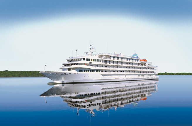 Great Lakes and Georgian Bay Cruise on New Pearl Sea Cruises