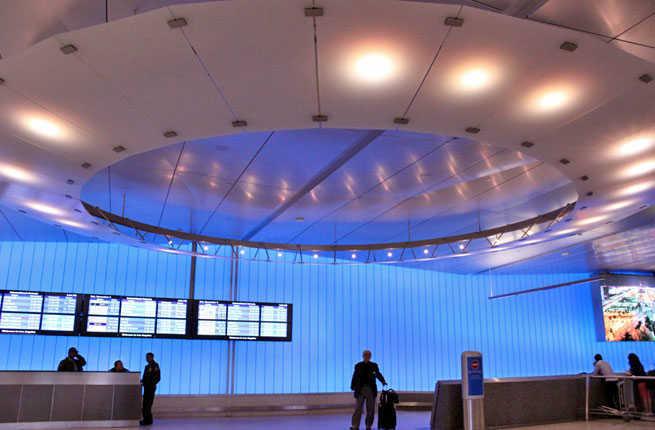 LAX, Tom Bradley International Terminal