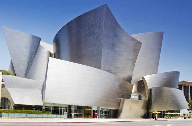 Explore Disney Hall & Downtown LA