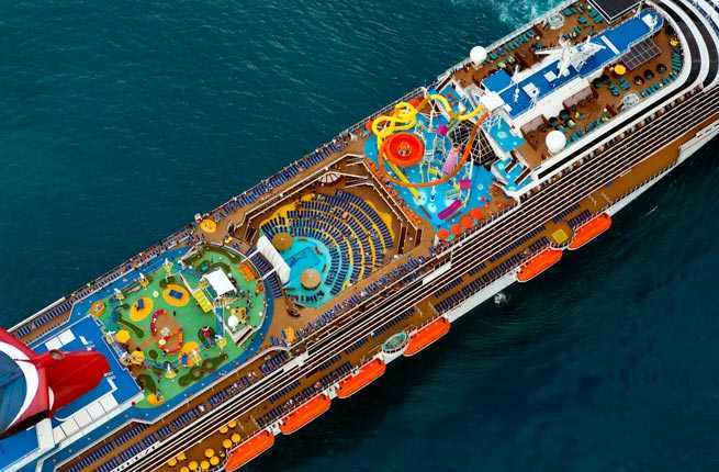 10 Most High Tech Cruise Ships In The World Fodor S