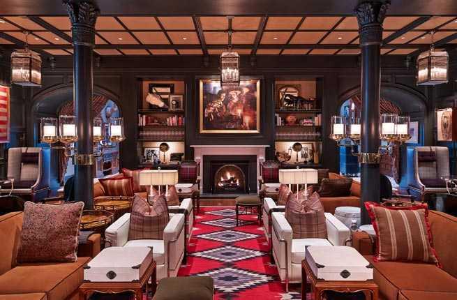 10 u s ski hotels with modern decor fodors travel guide for Moderne skihotels