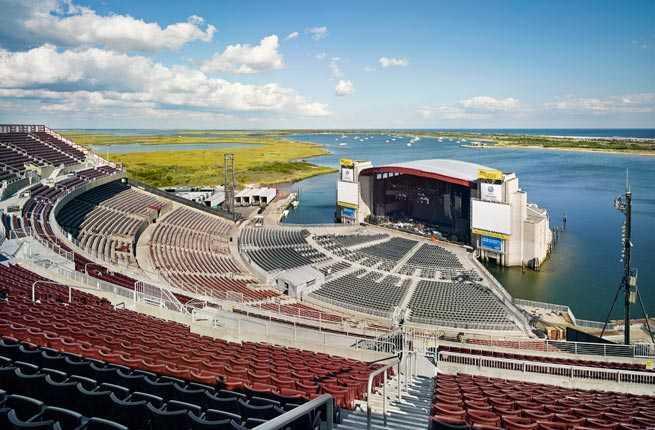 Outdoor Concert Venues Long Island