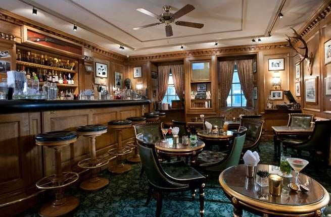 Bar Hemingway at the Ritz Paris