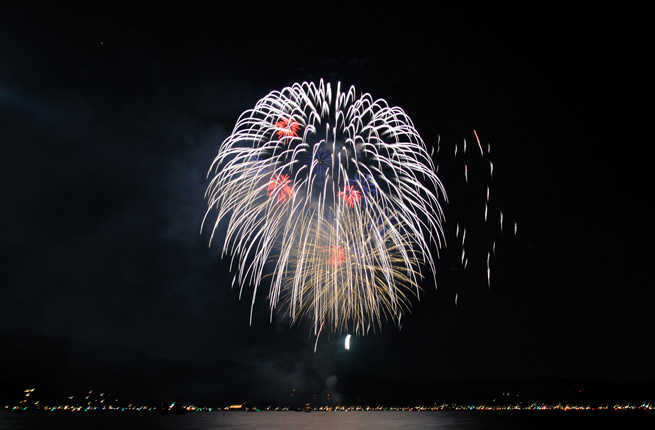 America s best 4th of july fireworks displays fodor s travel