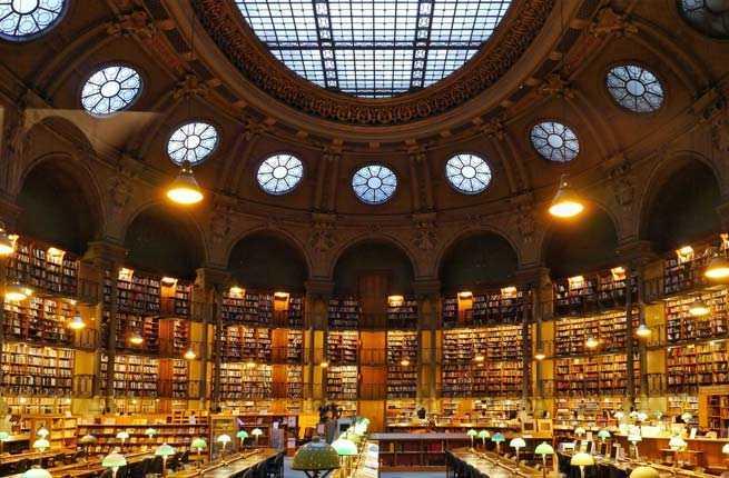 Bibliotheque Nationale De France, Site Richelieu