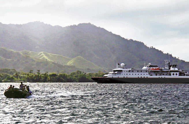 Expedition Cruises to Australia's Kimberley Coast