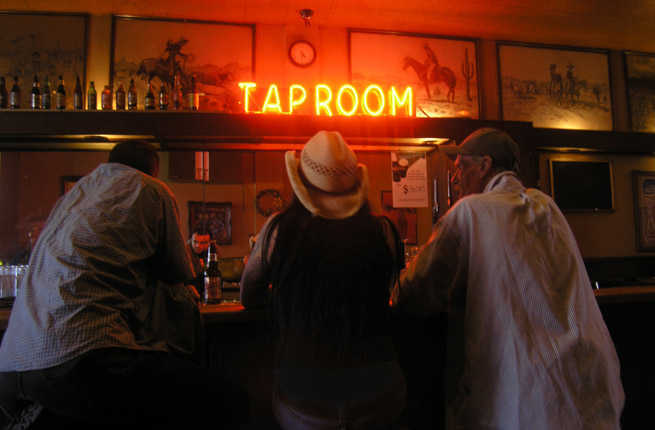 Tiger's Tap Room