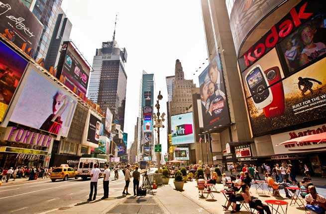 20 ultimate things to do in new york city fodor 39 s travel for Times square new york things to do