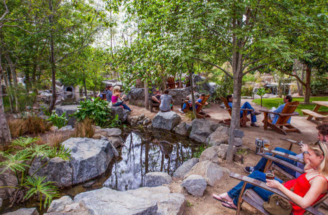 Stone Brewing World Bistro and Gardens