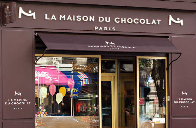 Chocolate lover s guide to paris fodors travel guide - La maison du canape paris ...