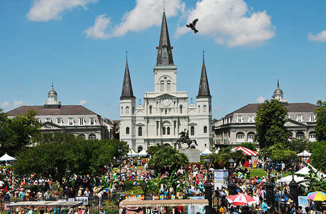 Missing Mardi Gras Here Are 10 Other New Orleans Festivals Worth Traveling For Fodors Travel