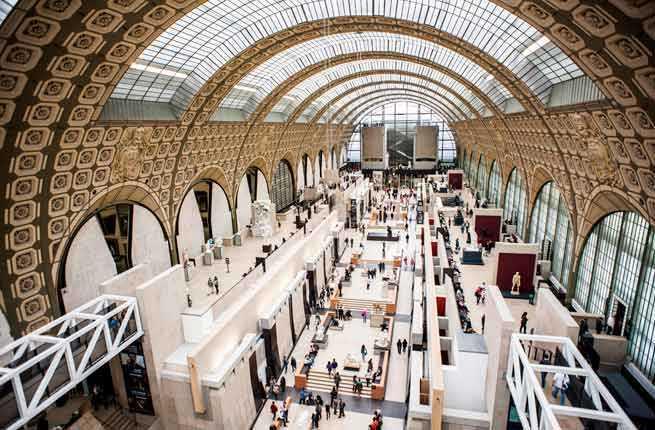 Explore the Musée d'Orsay