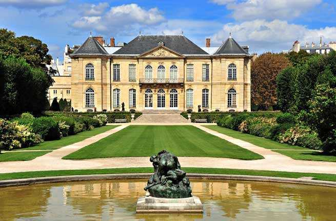 Visit the Musée Rodin