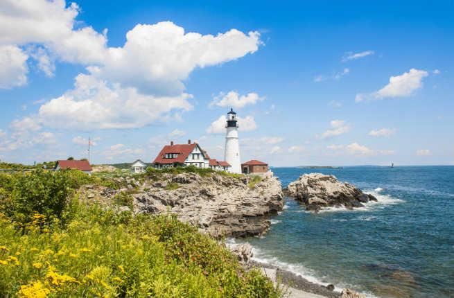 Discover Coastal New England