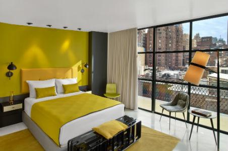 The William New York City S Newest Design Hotel Fodors