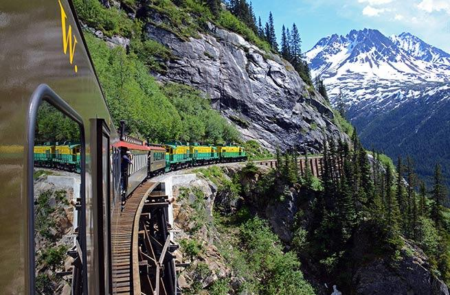 White Pass and Yukon Route Railroad