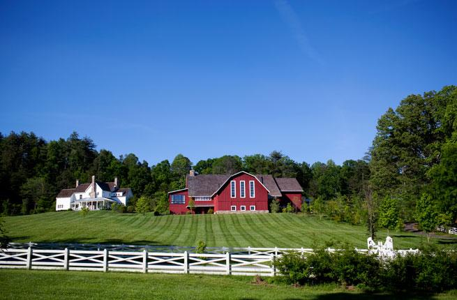 Blackberry Farm is an all-inclusive culinary retreat in the Smoky Mountains