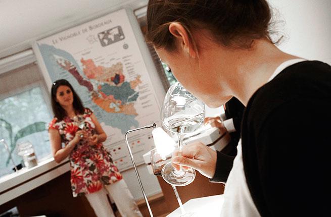 Bordeaux Wine School