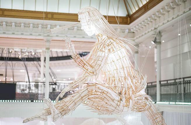 Ai Wei Wei in Paris