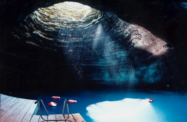 Homestead Crater