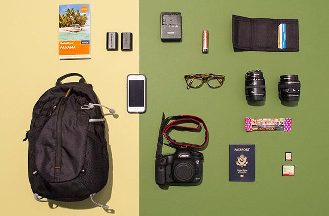 Item: What To Pack In Personal Items For Flights