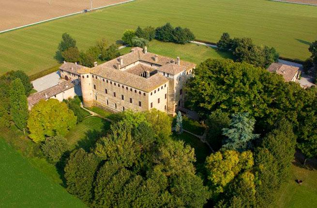 Where You Can Sleep in a Castle in the Italian Countryside