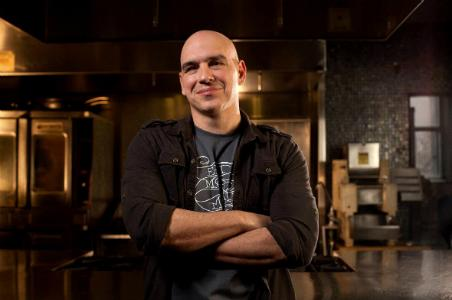 Q&A: Cleveland Chef Michael Symon of 'Iron Chef' and 'The Chew'