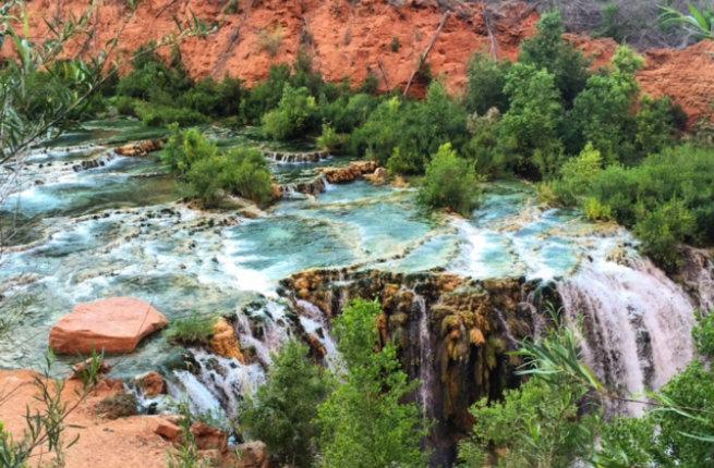 New Falls
