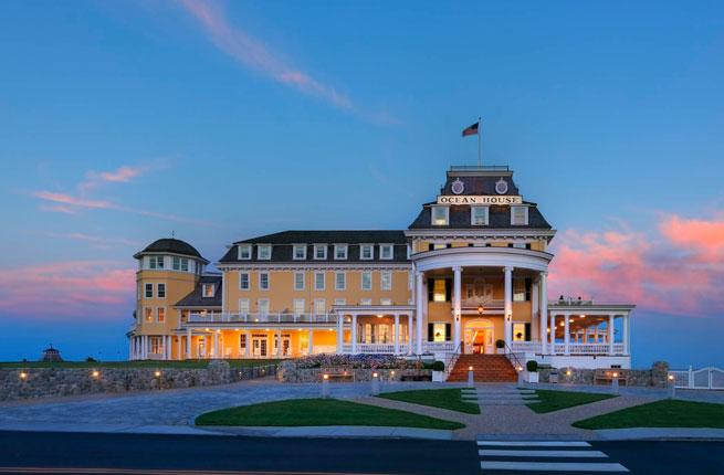 The Ocean House in Westerly, Rhode Island