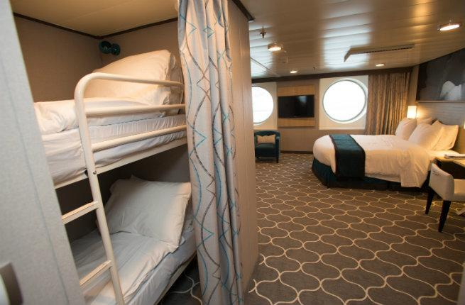 With A Vessel As Large Harmony Theres Plenty Of Choice When It Comes To Accommodations The Ship Has 2747 Cabins And That Includes Studio For