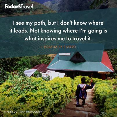 Unknown Path Quotes