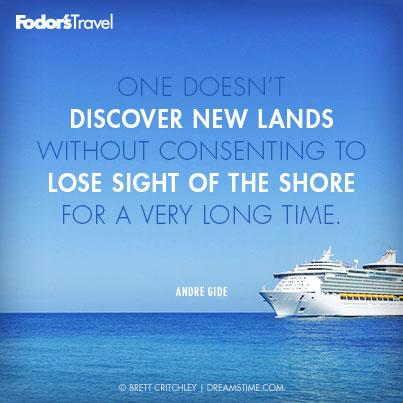 Travel Quote Of The Week On Traveling Boldly Fodors