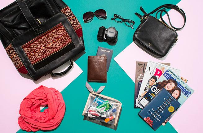 personal items travel pack airport packing carry take flights tips stuff fodors traveling guide handbag