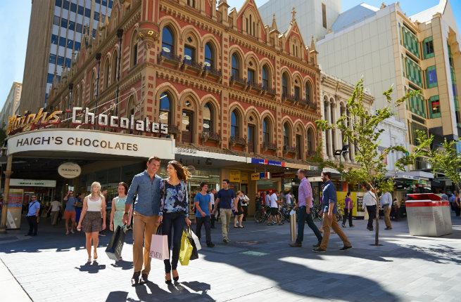 Adelaide Haighs Chocolates
