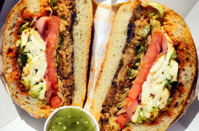 Cemitas Mexican Sandwiches
