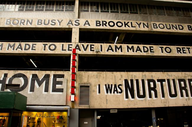 Love Letter to Brooklyn by Stephen