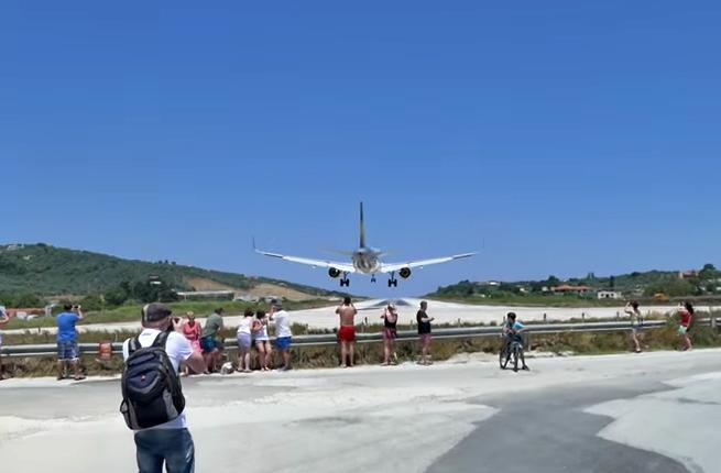 Skiathos Greece airport
