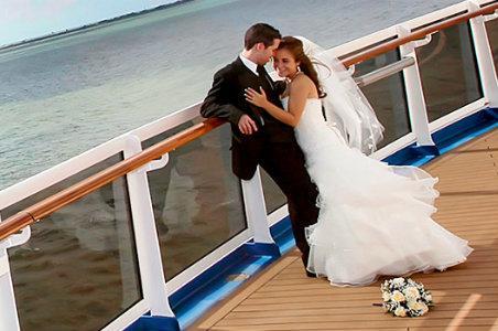Carnival Revamps Its Wedding Program   Fodor's